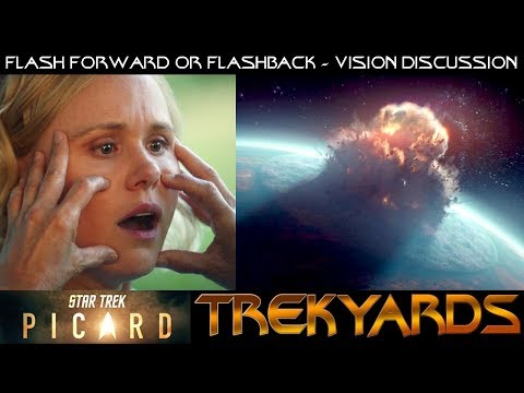 Flash Forward Or Flash Back?  - Vision Discussion