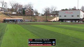 NGU Baseball 2018 Highlights - North Greenville vs. Northwood (Game 2)