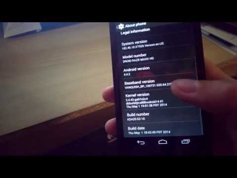 SIM Unlock Verizon Wireless Motorola Droid Razr HD XT926 For Use on Any GSM Carrier!