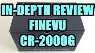 видео FineVu CR-2000 OMEGA - один из лучших?