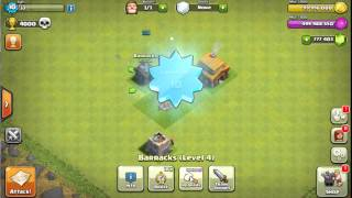 """Clash of clans Hack """"Project Gravity"""""""