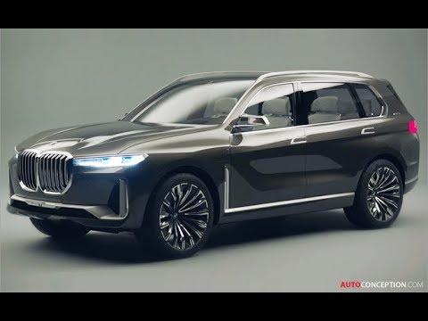 Car Design 2017 Bmw Concept X7 Iperformance Youtube