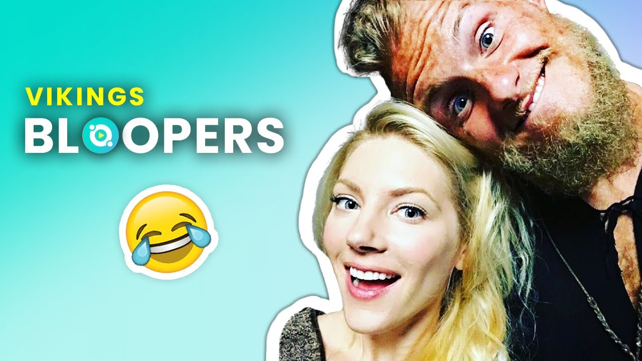 Download Vikings Bloopers and Funny On-Set Moments Revealed |🍿OSSA Movies