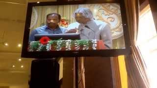 Dr.Abdul Kalam Motivational speech ( tamil ) for students