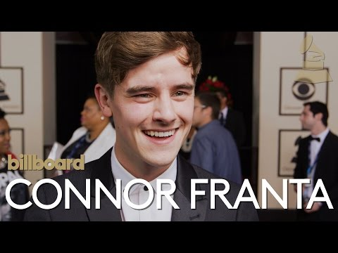 Connor Franta: The 2016 GRAMMY Red Carpet