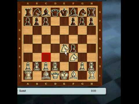 scacco matto in 7 mosse