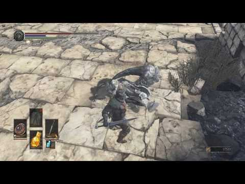 Dark Souls III 輕鬆打哈維爾