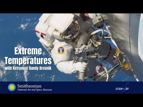 Brrrrr! How Do Extreme Temperatures Affect Spacewalks?
