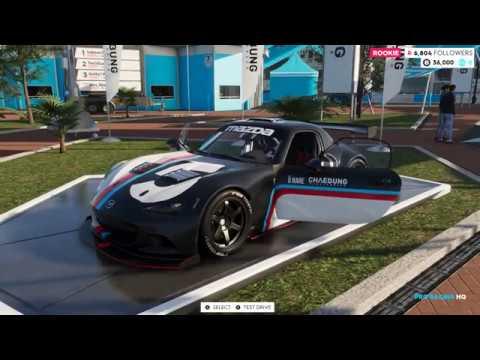 The Crew 2 2016 Mazda Mx 5 Touring Car Test Drive 1440p