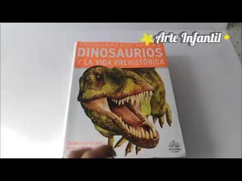 enciclopedia-de-los-dinosaurios-y-la-vida-prehistórica