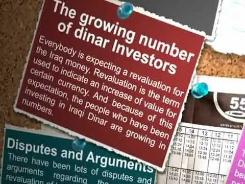 When Will The New Iraqi Dinar Revalue Revaluation Of Iqd Is Expected