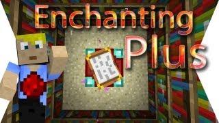 Enchanting Plus | Better Enchanting - Minecraft Mod