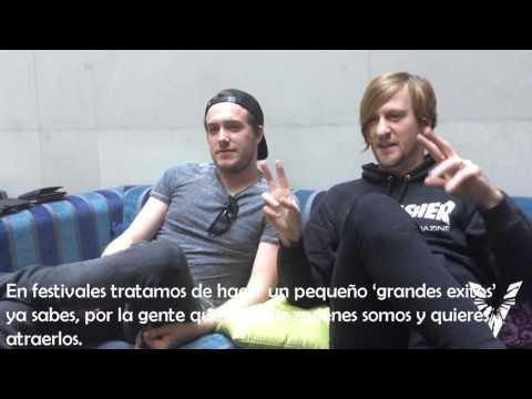 Entrevista con Bullet For My Valentine