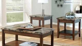 Theo Occasional Table Collection from Signature Design by Ashley