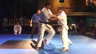 Shihan Judd Reid,AKKA Kyokushin National's - Sydney Fight 1
