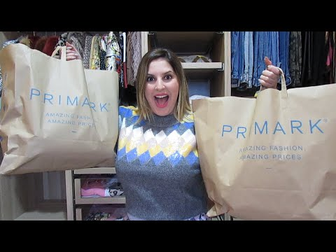 Super Haul Primark Invierno from YouTube · Duration:  4 minutes 19 seconds