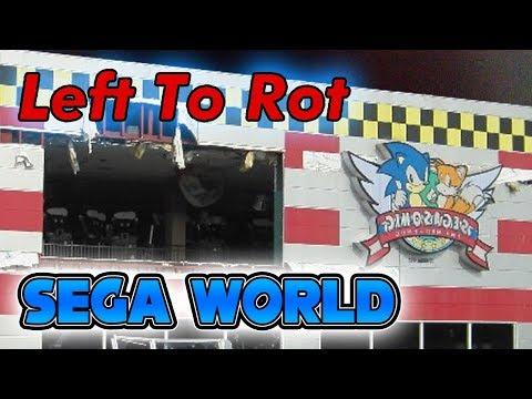 Left to Rot - SEGA World