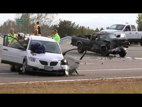 Business 371 Accident Near NCS - Brainerd Dispatch, MN