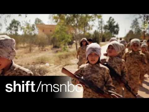 How ISIS Lures Young Recruits   shift   msnbc