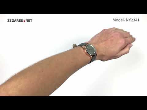 DKNY Pasek NY2341 SOHO - Zegarek.net