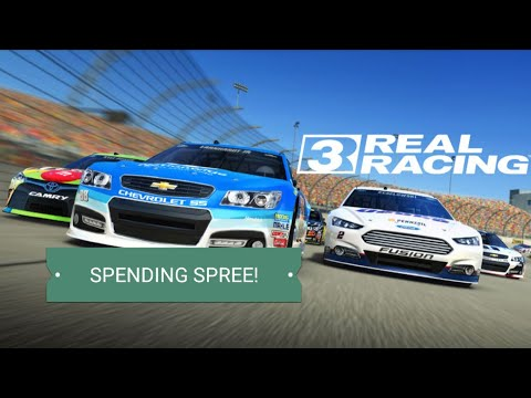 Buying Cars In Real Racing 3