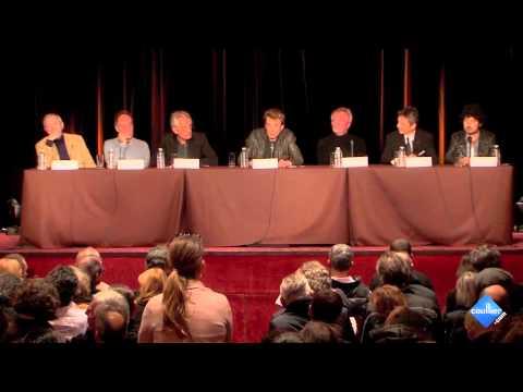 Johnny Hallyday - Conférence de presse à la tour Eiffel - 3 décembre 2011