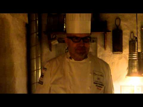 Chef from Gloria Restaurant in Tallinn Talks Food