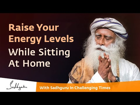 With Sadhguru In Challenging Times - 29 Mar 6:00 P.m IST