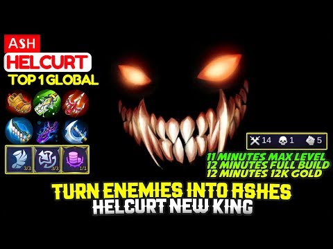 turn-enemies-into-ashes,-helcurt-new-king-[-top-1-global-helcurt-]-ᴀsн---mobile-legends