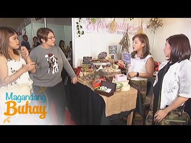 Magandang Buhay: The momshies raid Nikki's bazaar
