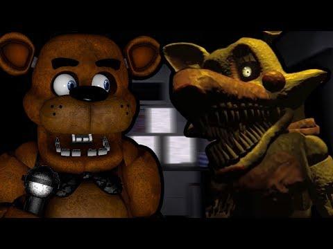 FREDDY REACTS TO: SFM FNAF Your Best Nightmare Custom Night Series PART 1