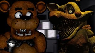 FREDDY REACTS TO: [SFM FNAF] Your Best Nightmare (Custom Night Series) PART 1