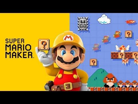 Review / Análisis Videojuego Super Mario Maker (Wii U)