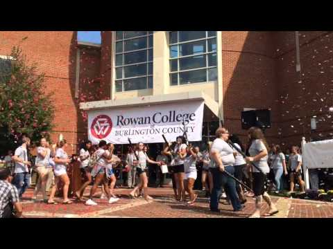 Rowan College at Burlington County unveils new logo