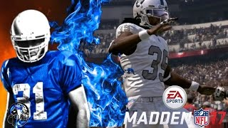 TOP 100 PLAYER! THE REMATCH | MADDEN 17 | MUT 17 SALARY CAP GAMEPLAY