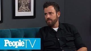 Justin Theroux Finally Shares His Character's Interpretation Of 'The Leftovers' Finale | PeopleTV