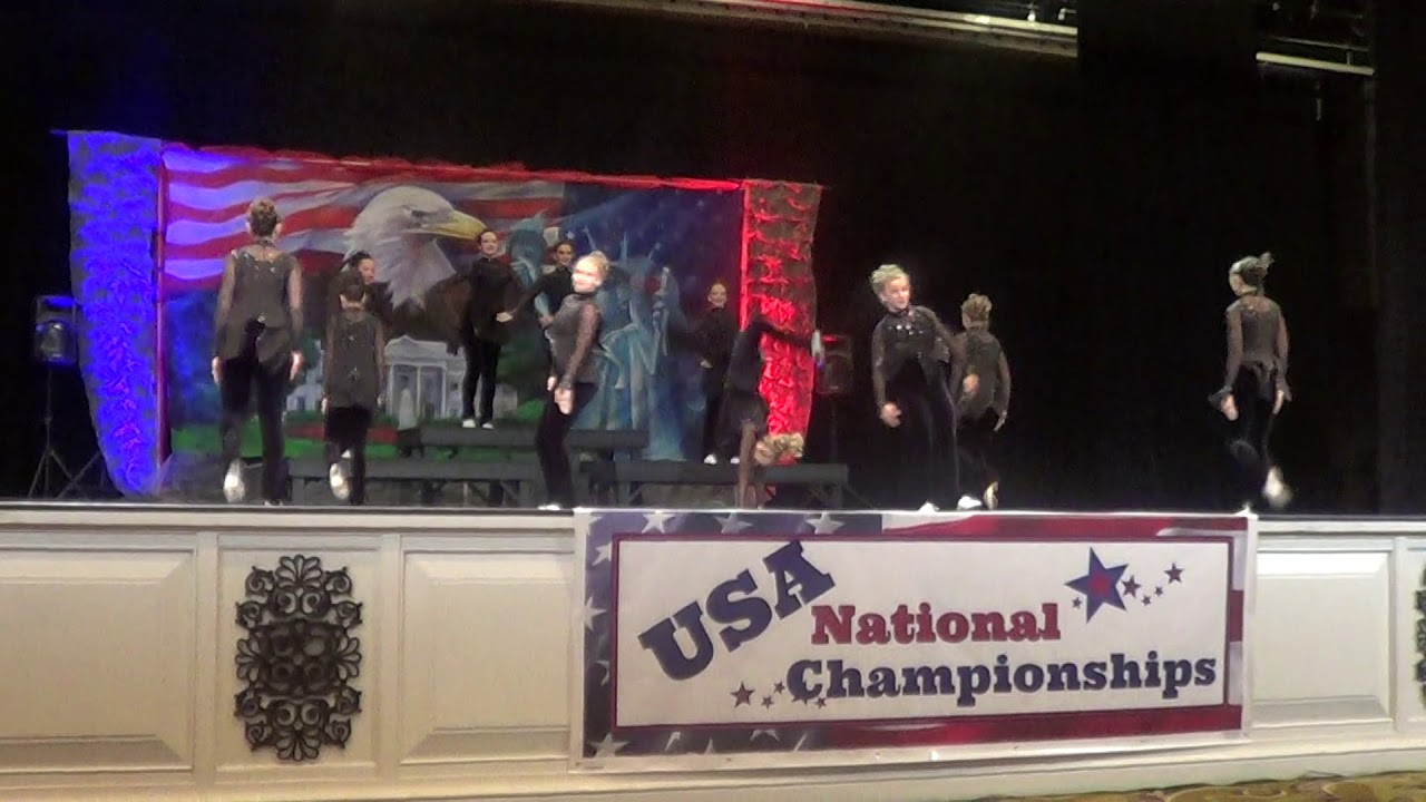 Diamonds - High Country Juniors - NCHC USA National Clogging Championship