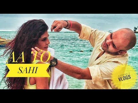 """AA TO SAHI"" ft Varun Dhawan & Jacqueline Fernandez: Judwaa 2 Vlogs"