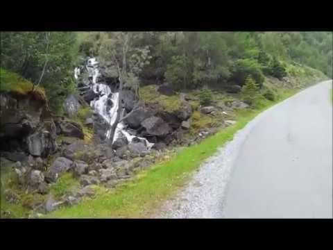 Trip to Norway 2016 Tindevegen, Atlantic Road, Trollstigen and Aursjøvegen.