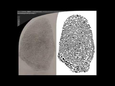 How I Edit Fingerprints for Custom Fingerprint Jewelry