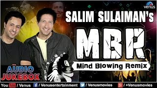 SALIM SULAIMAN - Mind Blowing Remix ~ Blockbuster Hits || Audio Jukebox