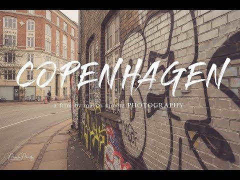 Copenhagen - Denmark - Travel - Visit Copenhagen - iPhone Film