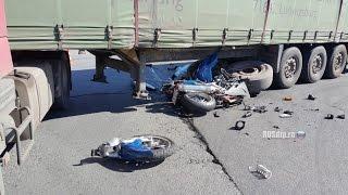 Смертельные Аварии Байкеров Видео # Car Crash Compilation # 48