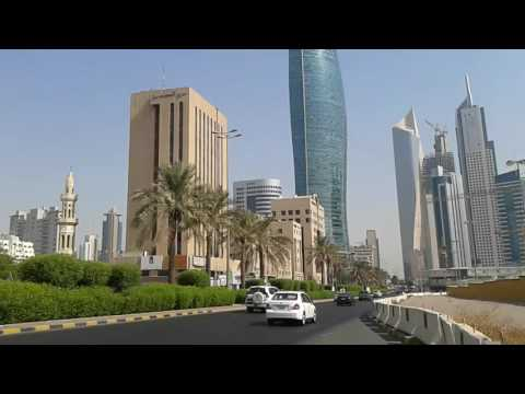 kuwait maliya city travelling bos me Dinesh sah