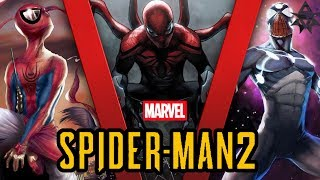 TOP 10 Most Wanted Suits - Marvel's Spider-Man 2