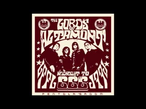 The Lords Of Altamont - Midnight to 666 (2011) [FULL ALBUM]