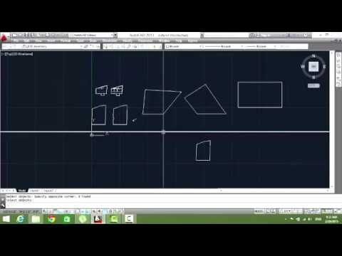 Autocad full Tutorial in hindi/urdu or How to Draw a plot in Autocad