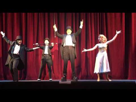 """""""Puttin' On The Ritz"""" from UA's Young Frankenstein"""