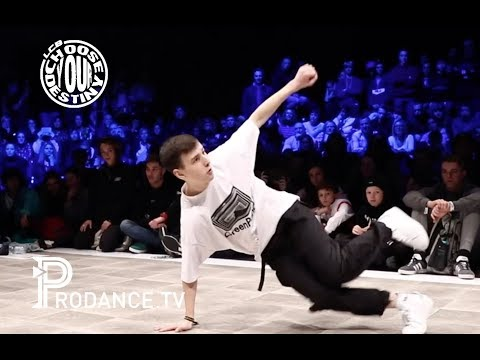 Bumblebee & Nord Diamond Vs Mini Joe & Leony | SEMI FINAL | LCB Battle 2018