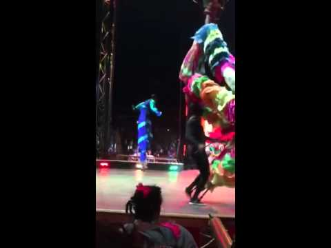 Universal Soul Circus New Orleans 2016